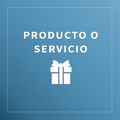 Producto o Servicio 3